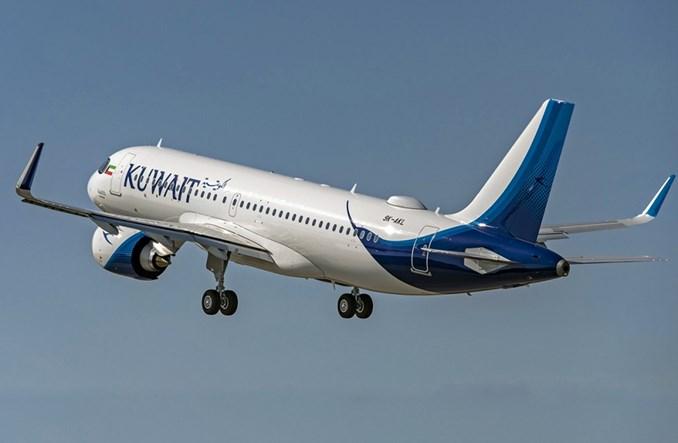Kuwait Airways odebrały pierwszego A320neo