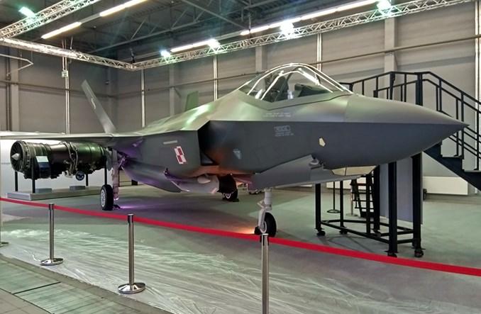Lockheed przedstawia plan produkcji F-35 dla Polski