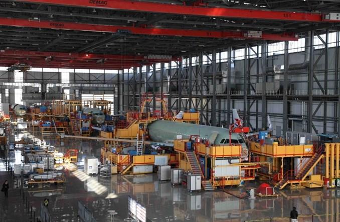 Airbus: Nowe partnerstwo z China Aviation Industry Corporation