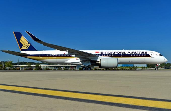 Singapore Airlines poleciały do Seattle