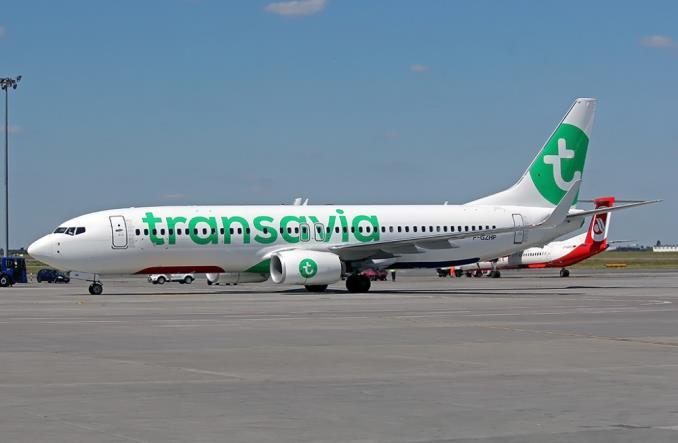 Transavia zamknie trasę Katowice – Amsterdam