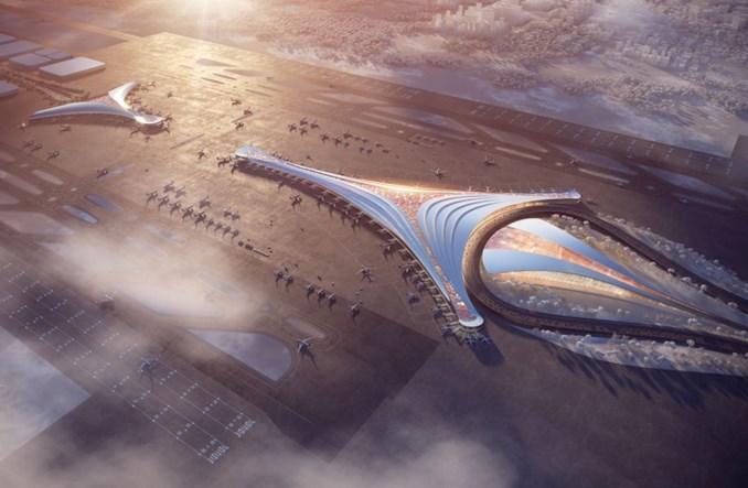 CPK: Nowe koncepcje architektoniczne lotniska