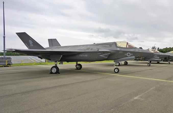 Departament Stanu zatwierdził sprzedaż Polsce 32 samolotów F-35A