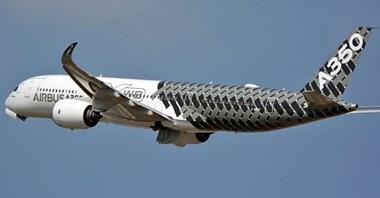 Airbus A350 z certyfikatem typu w Rosji