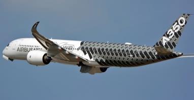 Internet rzeczy na pokładzie A350. Trwają testy