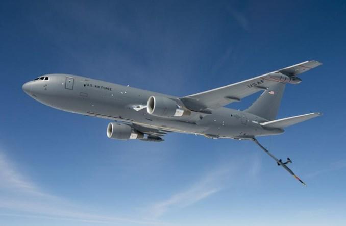 Boeing rozpoczyna montaż pierwszego powietrznego tankowca KC-46A