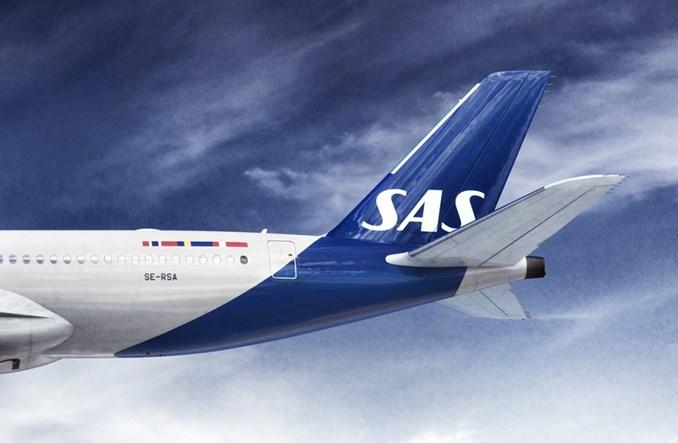 KE zatwierdziła ponad mld euro wsparcia dla SAS od Danii i Szwecji