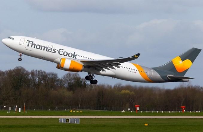 Upadek linii Thomas Cook. Kilkaset tysięcy pasażerów pozostaje za granicą