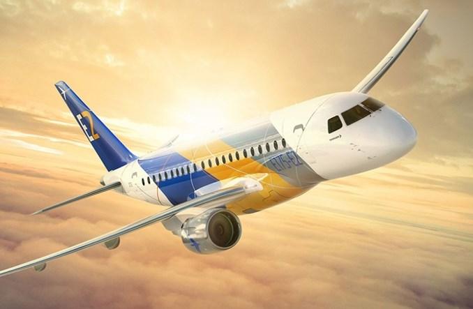 Embraer E175-E2 poleci jeszcze w tym roku