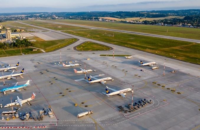 Kraków Airport: Ponad 713 tys. pasażerów w grudniu