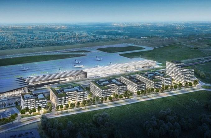 Airport City Gdańsk: Trzy oferty na budowę pierwszego biurowca