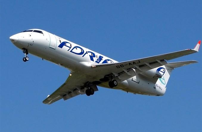 Słowenia nie zastąpi Adria Airways innym przewoźnikiem