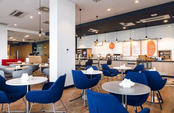 Otwarto hotel Holiday Inn Express przy lotnisku w Rzeszowie