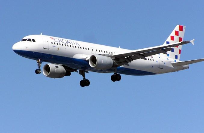 Rząd Chorwacji dołoży prawie 34 mln euro do Croatia Airlines