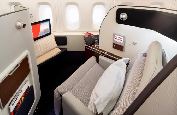 Qantas zaprezentował pierwszego A380 po retroficie (Zdjęcia)