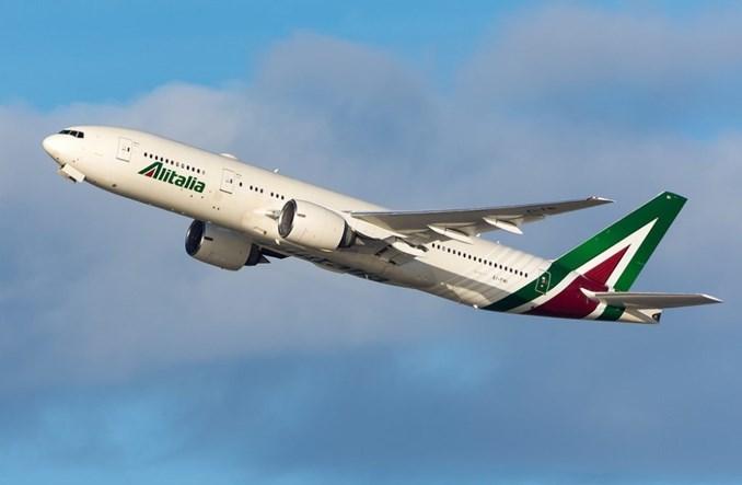 Lufthansa: Alitalia potrzebuje silnego partnera