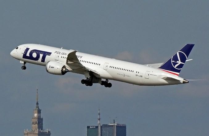 Powstała nowa spółka LOT Polish Airlines