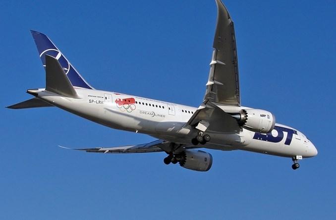 Po informacji o zniesieniu wiz do USA wzrosło zainteresowanie Polaków lotami za ocean