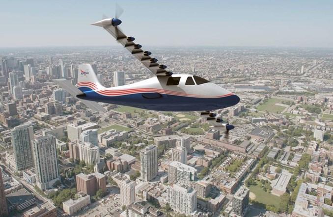 NASA testuje elektryczne samoloty. X-57 Maxwell już niedługo na niebie?