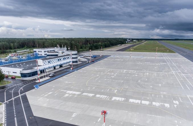 Port Lotniczy Szczecin za połączeniem lotniczym z Ukrainą