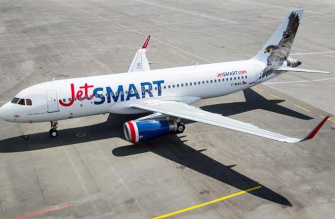 Chilijski JetSmart odebrał swojego pierwszego A320neo