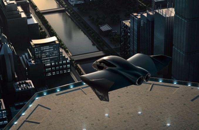 Latające pojazdy miejskie coraz bliżej. Porsche i Boeing nawiązały współpracę