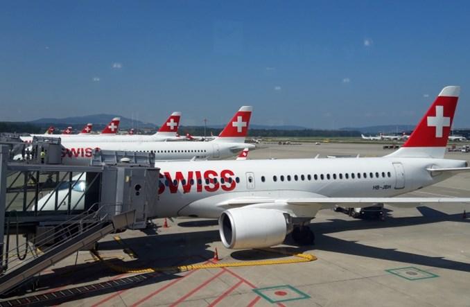 Pociągi zastąpią samoloty Swiss na trasie Zurych – Lugano