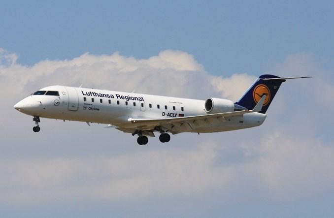 Czy Lufthansa wróci do Łodzi? Eksperci: Lotnisko cierpi przez bliskość Warszawy