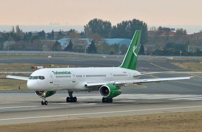 Turkmenistan Airlines skreślono z czarnej  listy linii lotniczych w Unii Europejskiej