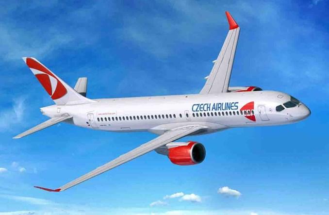 Czech Airlines zamawiają A220 i zamieniają A320neo na A321XLR