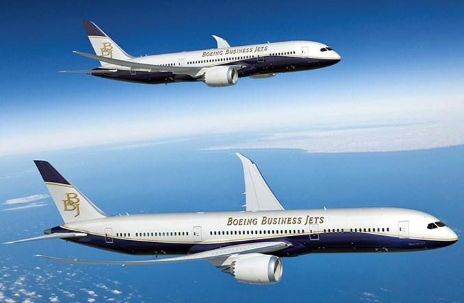 Boeing z zamówieniem dwóch BBJ 787-9 od klienta VIP