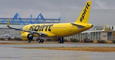 Spirit Airlines obniżają ceny biletów. 99 mln dolarów kwartalnej straty