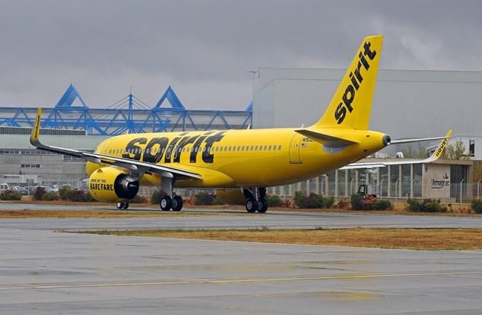 Spirit Airlines podpisały zobowiązanie na 100 maszyn z rodziny A320neo