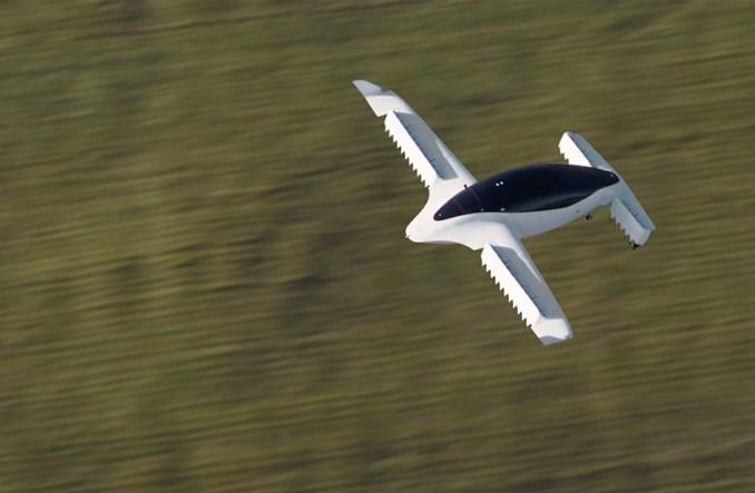 Lilium Jet: Elektryczny pionowzlot wejdzie na rynek w 2025 r.