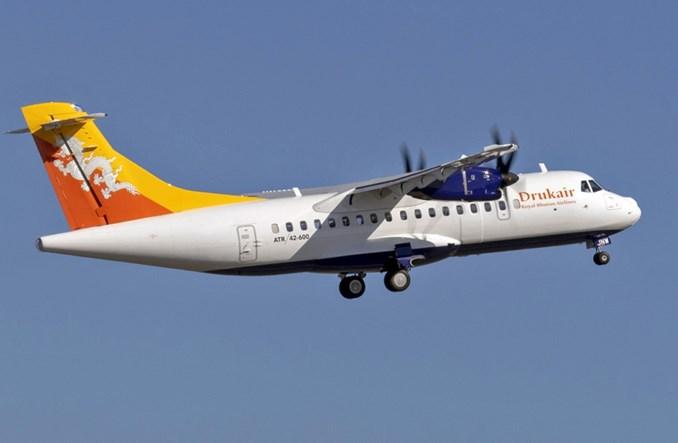 Drukair odebrał pierwszego ATR-a 42-600