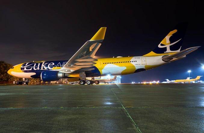 Blue Panorama planuje rebranding. Wkrótce poleci jako Luke Air