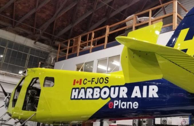 Harbour Air: Elektryczny wodnosamolot poleci w listopadzie?