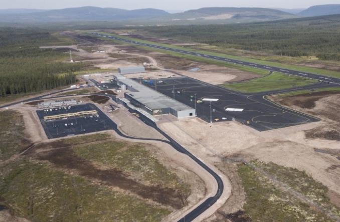 Skandynawia: Wkrótce otwarcie pierwszego na świecie lotniska bez wieży kontroli lotów
