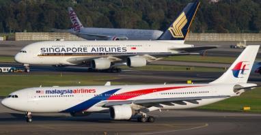 KLM zainteresowane zakupem 49 proc. Malaysia Airlines