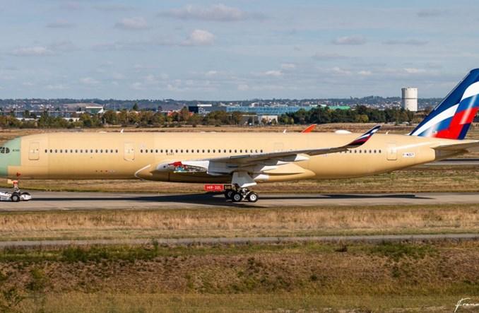 Aerofłot rezygnuje z B787, ale wkrótce odbierze A350