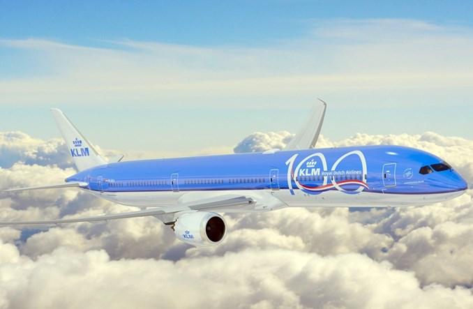Holandia. Nowy Dreamliner w KLM