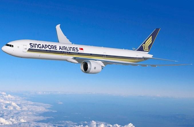 Singapore Airlines: Odbiór B777X dopiero w 2022 r.