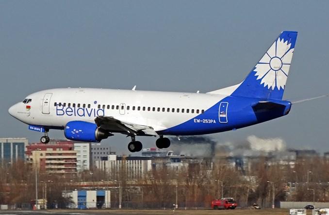 Belavia zmieni model biznesowy na przewoźnika hybrydowego