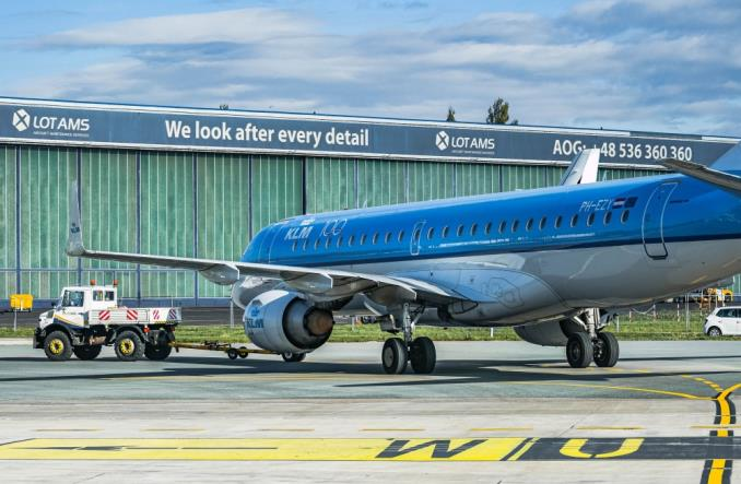LOTAMS przedłuża umowę z KLM Cityhopper