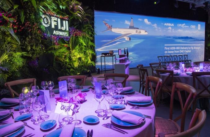 Fiji Airways odebrały pierwszego A350-900