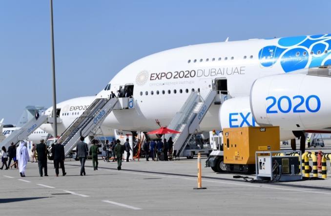 Wystartował Dubai Airshow 2019