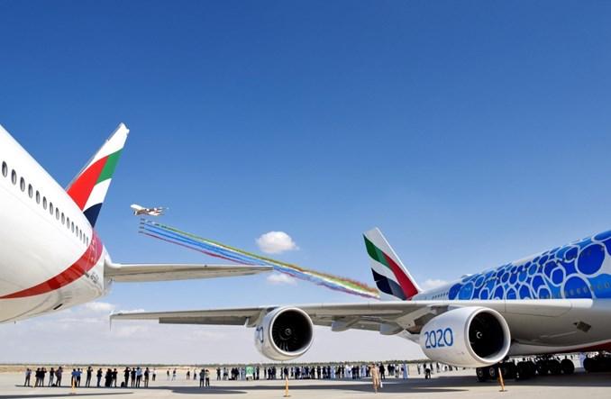Cztery zamówienia. Podsumowanie pierwszego dnia Dubai Airshow 2019