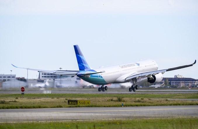 Garuda Indonesia odebrała pierwszego Airbusa A330neo