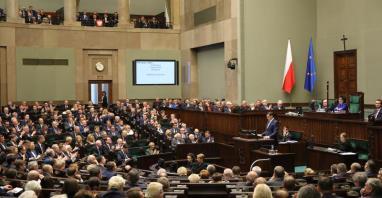 Exposé Morawieckiego: CPK wśród priorytetów