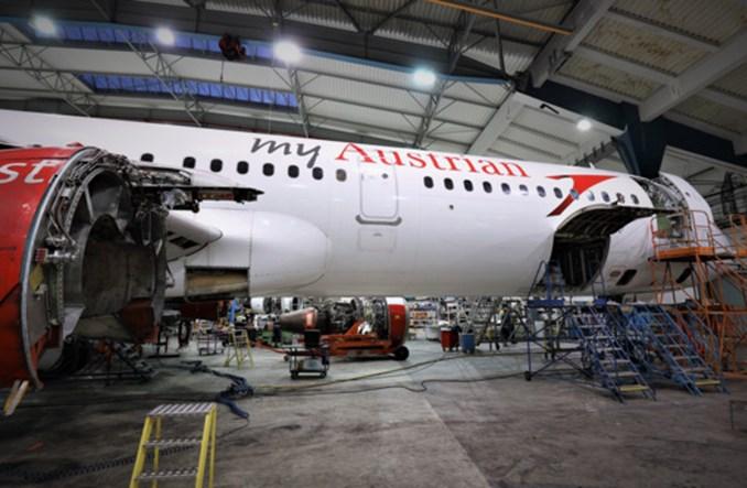 Austrian Airlines nawiązało współpracę z CSAT